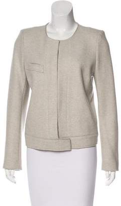 Isabel Marant Wool Collarless Jacket