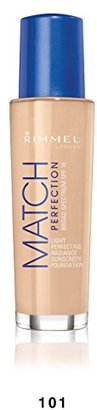 Rimmel Match Perfection Foundation, Classic Ivory, 1 Fluid Ounce $5.99 thestylecure.com