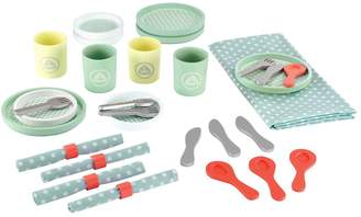 Early Learning Centre WOODEN DINNER SET