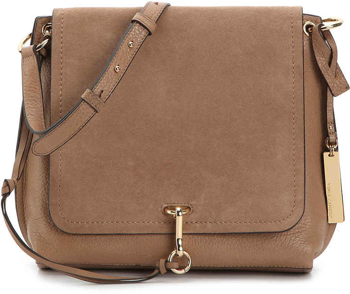 Vince Camuto Women's Blena Leather Crossbody Bag