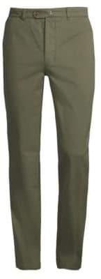 Officine Generale Cotton Chino Pants