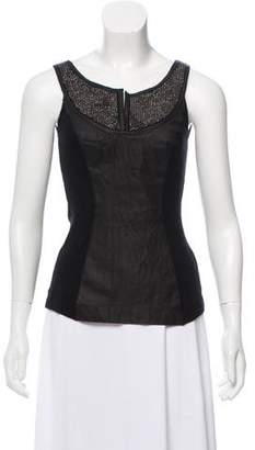 Ilia Knit Corset Top w/ Tags