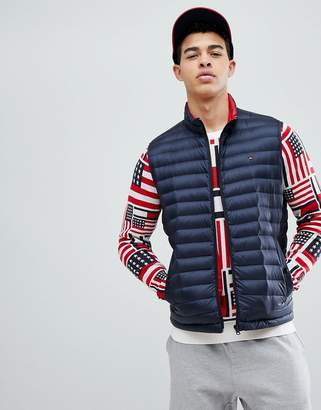 Tommy Hilfiger Packable Down Vest Jacket