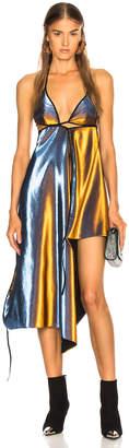 Maison Margiela Asymmetric Wrap Dress