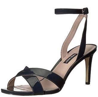 Nine West Women's Apryle Patent Heeled Sandal