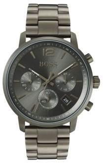HUGO BOSS Attitude Chronograph Stainless Steel Watch
