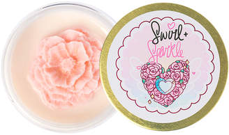 Swirl & Sparkle Pink Petals Handcrafted Brush Cleaner
