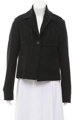 Viktor & Rolf Collared Wool Jacket
