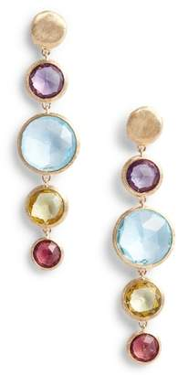 Marco Bicego Jaipur Semiprecious Stone Drop Earrings