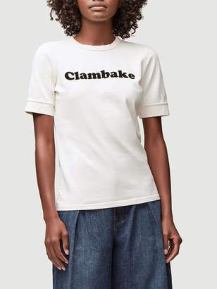 Frame Clambake Tee