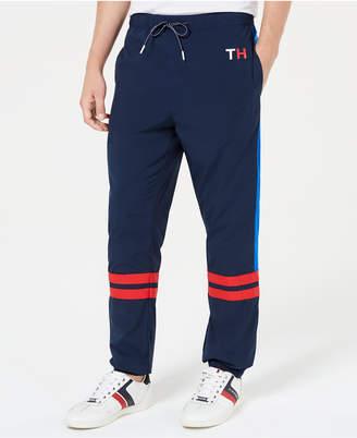 Tommy Hilfiger Men's Coach Colorblocked Track Pants