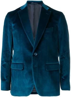 Larusmiani classic velvet blazer