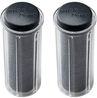 Emjoi Micro-Pedi Super-Coarse Refill Rollers -Set of 2