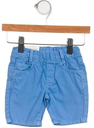 Eddie Pen Boys' Five-Pocket Bermuda Shorts blue Boys' Five-Pocket Bermuda Shorts