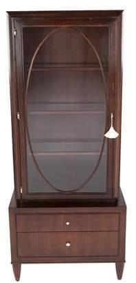 Barbara Barry Henredon Looking Glass Cabinet
