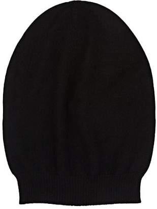 Rick Owens Men's Cashmere Beanie - Black