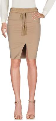 Elisabetta Franchi Knee length skirts - Item 35345248RF