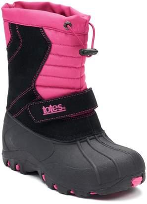 totes Josie Girls' Winter Boots