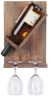 Foreside Home and Garden Pure Wine Rack