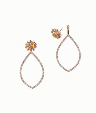 Lilly Pulitzer Dance Til Sunrise 2-In-1 Earrings