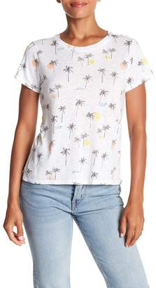 Lucky Brand Allover Palm Trees