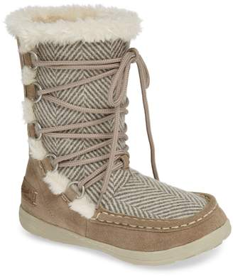 Woolrich Lace Up Bootie