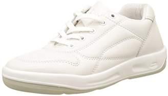 TBS Men's Albana-b8 Low White Size: