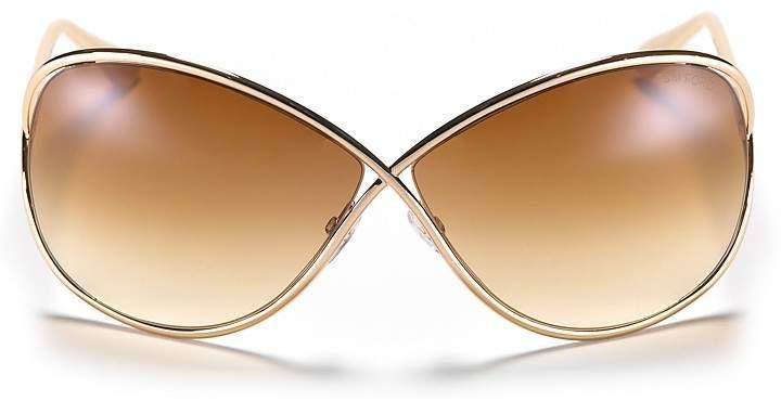 Tom Ford Miranda Sunglasses, 63mm