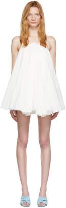 Jacquemus Off-White La Robe Belluno Dress