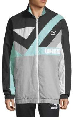 Puma Diamond Full-Zip Windbreaker