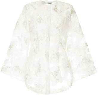 Dahlia Bambah button up shirt