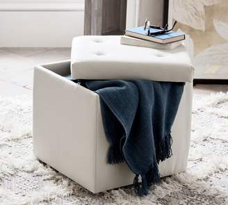Pottery Barn Marlow Storage Cube