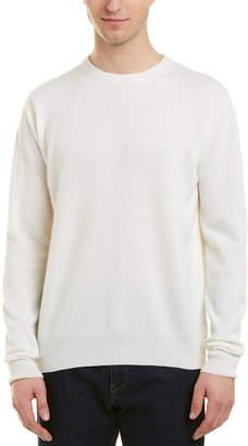 President's Crewneck Wool Sweater