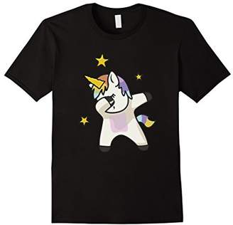 Unicorn dabbing Shirt for Unicorn lovers | Funny dab Tshirt