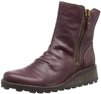 Fly London Women's MONG944FLY Chelsea Boots (Purple 010), 3 (36 EU)