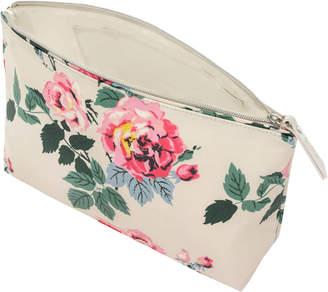 Cath Kidston Eiderdown Rose Zipped Wash Bag