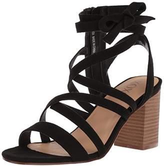XOXO Women's Emosa Heeled Sandal