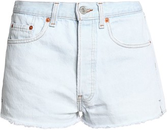 Levi's RE/DONE by Denim shorts