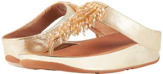 FitFlop Rumba Toe Thong Sandals Women's Sandals