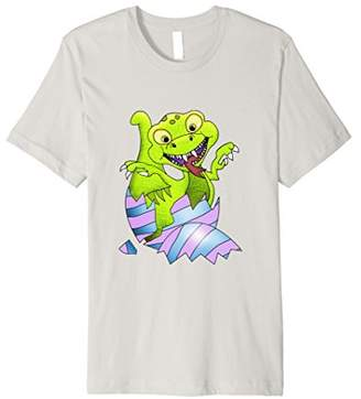 Dinosaur Easter Egg Suprise T-Shirt