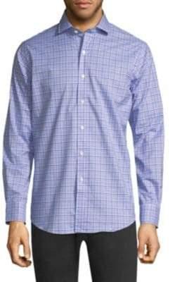 Polo Ralph Lauren Cotton Check Casual Button-Down Shirt