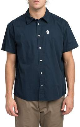 RVCA Stress Short Sleeve Shirt