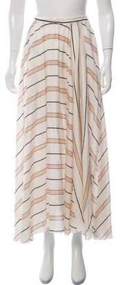 Giada Forte Printed Midi Skirt