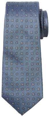 Banana Republic Floral Foulard Silk Nanotex® Tie