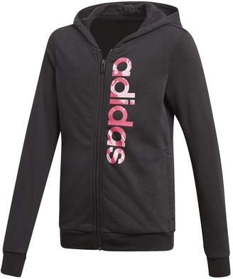 best service 22a4c e67fa adidas Zipped Hoodie, 5-15 Years