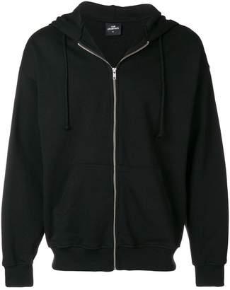Les (Art)ists zipped hoodie