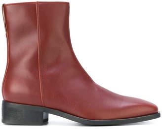 Stella McCartney polished ankle boots