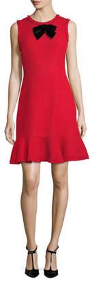 Kate Spade Sleeveless Tweed Day Dress