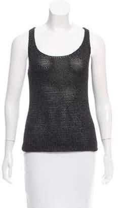 L'Agence Sleeveless Knit Top