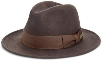 c2b037c6 Dorfman Pacific Indiana Jones Men All-Season Water-Repellent Safari Hat